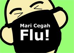 mari cegah flu icon2